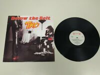 JJ10- TKO BELOW THE BELT NL 1985 LP VIN POR VG +  DIS VG ++