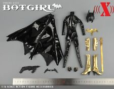 "X-TOYS X-011 1/6 Scale Female Clothes BATGIRL Suit Set For 12"" Woman Figure Doll"