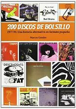 200 discos de bolsillo. NUEVO. Nacional URGENTE/Internac. económico. MUSICA