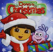 Dora The Explorer-Dora's Christmas CD Extra tracks  Very Good