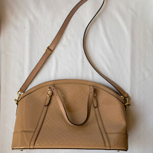 Gucci Large Guccissima Top Handle Shoulder Bag