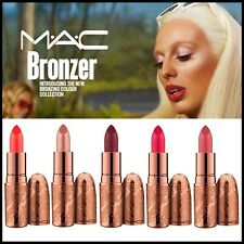 MAC Bronzer 2020 S/S Limited LIPSTICK NEW IN BOX AUTHENTIC