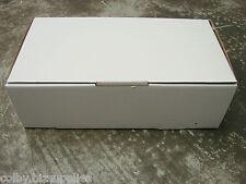 100x Mailing Box 240x150x60mm Shipping Carton for AUSPOST 500g Satchel Parcel