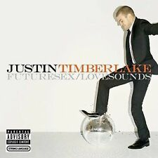 JUSTIN TIMBERLAKE CD - FUTURESEX/LOVESOUNDS (2006) - NEW UNOPENED