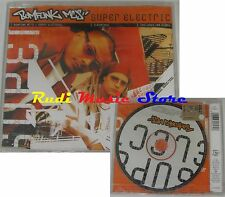 CD Singolo BOMFUNK MC'S Super electric SIGILLATO 2001 austria NO mc lp dvd (S3)
