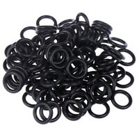 100Pcs Rubber Tattoo Machine Silicone O Rings GunNeedle Ink Tips Supplies KitNSH