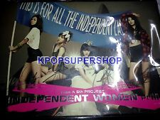 miss A - Independent Women Pt. III Autographed Signed Promo CD Great Cond. RARE