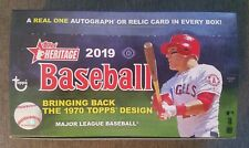 2019 TOPPS HERITAGE BASE CARDS 201 TO 400 U-PICK COMPLETE YOUR SET