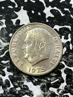 1975 Haiti 5 Centimes (11 Available) High Grade! Beautiful!  (1 Coin Only)