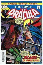 Tomb Of Dracula # 10 Facsimile Edition NM
