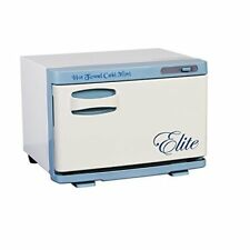 Hot Towel Cabinet Internal Temperature Control Mini Up to 12 Facial Sized Toilet
