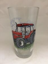 CASE TRACTOR  ON  1PT TOUGHNED GLASS