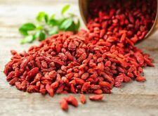 Bayas de Goji 1KG 500g Súper Secos Wolfberry Berry antioxidantes DIET Natural
