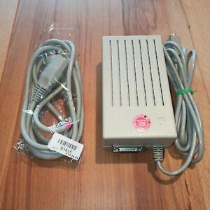 Vintage Apple Ethernet AAUI AUI Adapter M0432 Apple Computer Inc.