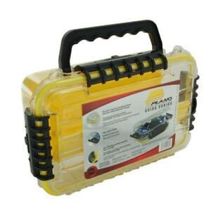 Yellow Medium Plano Guide Series Waterproof Case
