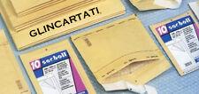 10 Buste postali imbottite BLASETTI cod.711-B 12x21 10 pezzi Spedizione