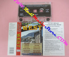 MC Golden stars orchestra LE PIU' BELLE CANZONI DEL WEST 1997 no cd lp vhs dvd