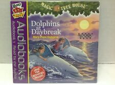 Dolphins At Daybreak Audiobook By Mary Pope Osborne Wendy's Kids Meal New Sealed