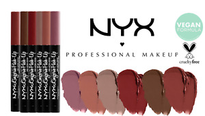 NYX LIP LINGERIE PUSH-UP LONG LASTING LIPSTICK AVAILABLE IN 6 SHADES