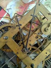E.N. Welch Clock Movement