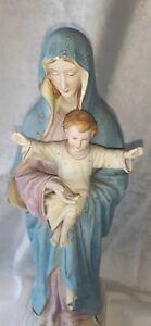 Heiligenfigur 38cm Skulptur