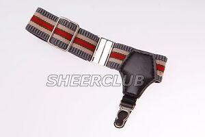 3pr Sexy New Vintage Men's Pin Sock Garters Grip Suspender Accessories Gentlemen