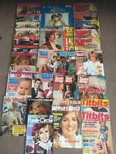 Princess Diana magazines 1983 collection