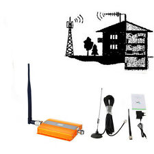 GSM 900MHz LCD Mobile Cell Phone Signal Repeater Booster Amplifier AT&T+ Antenna