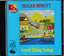 Sugar Minott - Good Thing Going  / CD / NEU+OVP-SEALED!