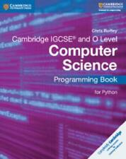 Computer Science. Cambridge IGCSE and O Level Programming Book for Python by ...