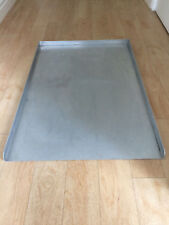 BREAD BAKE OFF TRAY ALUMINIUM HEAVY DUTY FOR CATERING LENGTH 760mm WIDTH 520mm