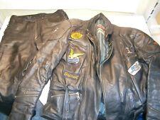 harley davidson bekleidung herren 54 Leder Montur Hose Jacke Tasche Handshuh etc