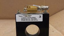 Simpson Electric Company Pn 37024 5005 A Ratio Current Transformer
