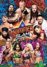 WWE: Summerslam 2017 (DVD,2017)