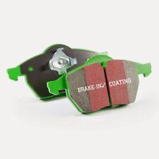 EBC Greenstuff Sportbremsbeläge Vorderachse DP2102 für Austin Mini MK 1
