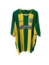 West Bromwich Albion Away football shirt 2003-04 Size XXL