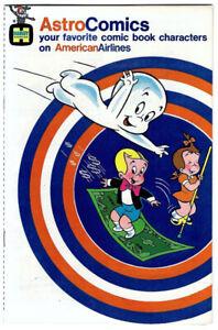 ASTRO COMICS 1978 a Harvey Bronze Age Comicin NM - RICHIE RICH & CASPER