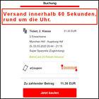 🔥 10€ DB Deutsche Bahn Gutschein eCoupon. Versand erfolgt automatisch 🔥 <br/> Versand innerhalb 60 Sekunden, rund um die Uhr