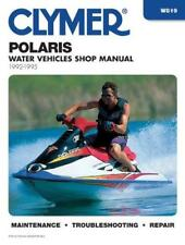 POLARIS JET SKI SL 650 750 SL650 STD SL750 Owners Service Repair Manual Handbook