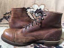 LL Bean Katahdin Engineer Boots Made By chippewa Mens Size 11.5 D