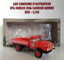 LES CAMIONS D'AUTREFOIS IXO - IFA HORCH H3A CAMION BENNE - 1/43