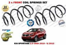 Pour Kia Sportage 2.0 Crdi 136BHP 184BHP 2010-9/2012 2X Ressorts avant Ensemble