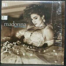 MADONNA - LIKE A VIRGIN - ELECTRONIC VINYL LP