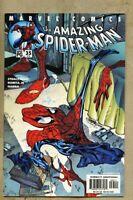 Amazing Spider-Man #35-2001 vf- 7.5 John Romita Jr J Scott Campbell