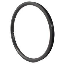 KHE BMX Rim 18 Inches Aluminium 28 Hole 24mm Wide Only 346g Black