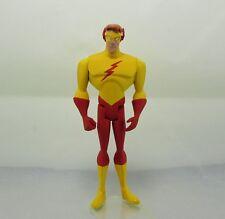 JLU Custom Kid Flash DC Comics