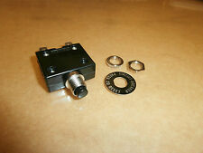 20 Amp Thermal Push Button Circuit Breaker, 250 VOLT , New