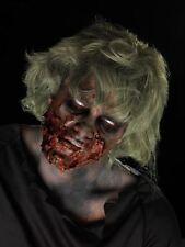 Zombie Make-Up Kit, Liquid Latex, Facepaint & Blood, Halloween Fancy Dress