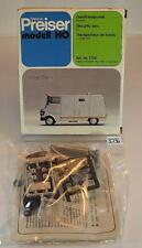 Preiser H0 1126 Kit Mercedes Benz Geldtransporter OVP #3236