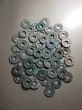 10 Sui Wu Zhu Coins (581-618 AD) With Small Defects-Sui Dynasty-ON SALE